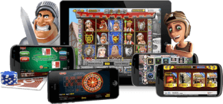 Casino met hoge inzet